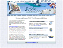 Tablet Preview of brooksnet.co.uk